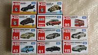 TD Dream Tomica Toy Cars