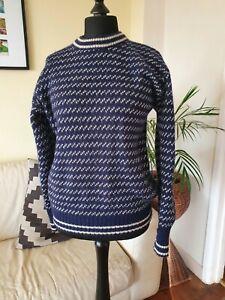 Norwegian wool jumper
