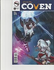 Coven #5 Cover D Zenescope Comic Grimm Fairy Tales GFT NM Valentino