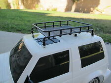 Roof Top Mount Simulate Luggage Rack Tamiya 1/10 RC RC4WD Truck Ford Pajero Jeep