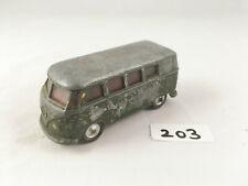 CORGI TOYS #356 VOLKSWAGEN US ARMY PERSONNEL CARRIER DIECAST VAN VW SPLITSCREEN