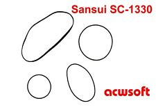 Riemen Sansui SC-1330  SC1330  SC 1330 Tapedeck
