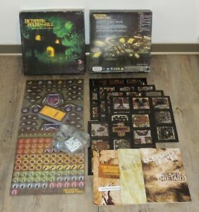 Betrayal At House On The Hill - Horror Adventure Game - Complete & Unplayed