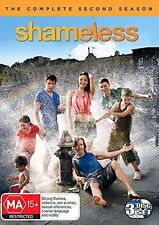 SHAMELESS (USA) : COMPLETE SEASON 2   -  DVD - UK Compatible sealed