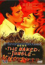 The Naked Jungle (1954) - Charlton Heston, Eleanor Parker - DVD NEW