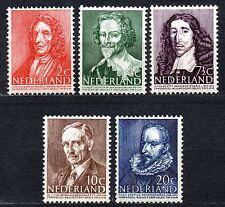 Nederland 490-494 zomerzegels 1947 100% luxe postfris