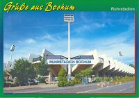 Ruhrstadion + VfL Bochum + Im Herzen des Ruhrgebietes + Sammler Postkarte + KULT