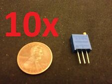 10x  3296 variable resistor Electronic Packag potentiometer 100R c15