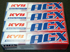 KYB AGX Adjustable Shocks 89-91 Honda Civic & CRX EF (Front+Rear Set)