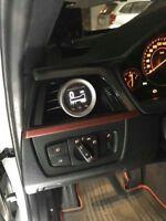 SNOW VC50 controller Air Vent Gauge Pod 52mm fits BMW F30 Sedan Wagon F34 G20