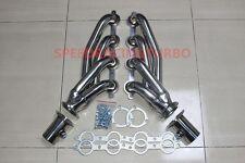 Chevy LS1 LS2 LS3 LS6 LS7 Chevelle Camaro Shorty Stainless Steel Exhaust Headers