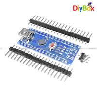 USB Nano V3.0 ATMEGA328P CH340G 5V 16M Microcontroller Board Kit For Arduino