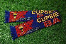 BASEL 1892 (FC) SWISS SWITZERLAND SUISSE FOOTBALL FAN SCARF 2010