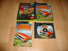 THE DUKES OF HAZZARD RETURN OF THE GENERAL LEE PARA PRIMERA XBOX USADO COMPLETO