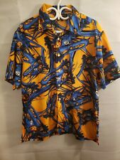 Marvel Mister Fantastic Men Shirt Short Sleeve Fantastic 4 Size Medium vintage