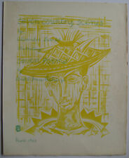 Basil rakoczi 7 poems in english 1968 illustrated by Alexandre sarres white stag