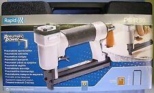 Rapid Drucklufttacker PS1280, Klammern Typ 12 6-16mm incl. Koffer