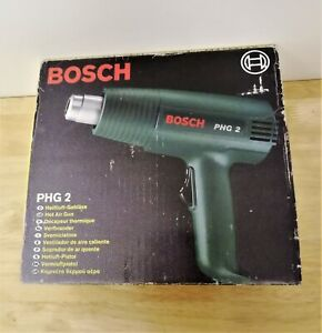 Bosch PHG 490-2 Hot Air Gun with Wide Nozzle
