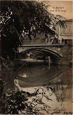 CPA Muret - Pont de la Louge (255811)