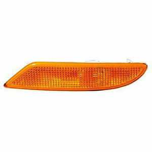 FITS MERCEDES S CLASS 2007-2011 LEFT DRIVER FRONT SIDE MARKER SIGNAL LIGHT LAMP
