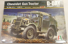 Italeri 1/35 Chevrolet Gun Tractor Model Kit 240