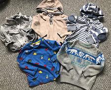18- 24 Months Boy Winter Bundle. Next, Marvel And Baby gap. Top, Jumper, Shirt