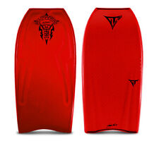"Bodyboard GT Boards Mega-T 41"", All Red, D12 PP, Crescent Tail"
