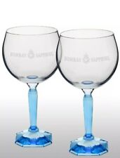 Bombay Sapphire Gin Balloon Glass New X 2 Cheapest On eBay