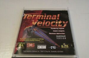 Terminal Velocity (PC, 1995)