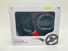 Sharper Image Italia Racer Motion Sensor Control RC Sports Car NEW IN BOX