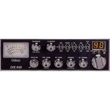 Galaxy DX-949 CB Radio W/ 40 Channels, ANL Switch, Noise Blanker