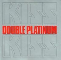 (CD) KISS - Double Platinum - Do You Love Me?, Detroit Rock City, Strutter '78