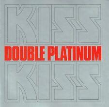 (CD) KISS - Double Platinum - Do You Love Me?, Detroit Rock City, Strutter '78