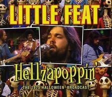 CD de musique rock halloween