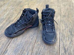 "Nike Air Jordan XII 12 Retro ""Rush Pink"" 4Y US EUR 36 Shoes Youth Basketball"