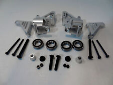 Rovan RC 1/5 Scale Aluminum Front Hubs, Steering Kit HPI Baja 5b Buggy, 5T Truck