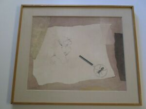 MARIO MARTIN DEL CAMPO PAINTING DRAWING SURREALIST SURREALISM MODERNISM MEXICAN