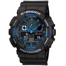 Casio G-Shock GA-100-1A2 Standard Analog Digital Men's Watch