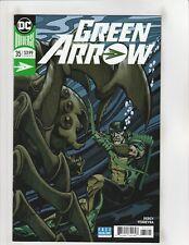 Green Arrow #35 NM- 9.2 Cover B DC Comics Justice League 2018