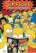 Simpsons bande dessinée volume spécial 1 (z0-1), panini