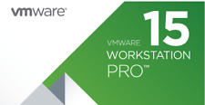 VMware Workstation 15 Pro  lifetime LICENCE  FULL VERSION 3 PC'S PER LICENCE