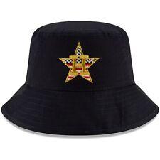 New Era Houston Astros Bucket Hat 4th of July Hat Stars & Stripes MLB USA