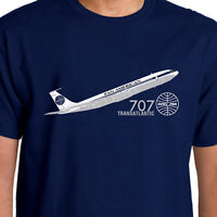 Aeroclassic - Pan Am Boeing 707 inspired T-Shirt