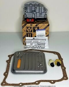 A604 40TE 41TE 41TES Solenoid Block Input Output Speed Sensor & Filter Kit Dodge