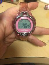 Pink Aquatech Digital Rubber Watch Needs Battery Read Description