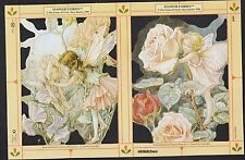 # GLANZBILDER # MLP  1899 , Elfen , Flower Fairies, rar !