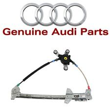 For Front Driver Left Window Regulator Genuine Audi A8 97 Quattro S8 4D0837461A