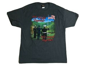 Harley Davidson Men's We Stand Together Memorial Graphic T-Shirt Size X-Large