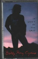 Billy Ray Cyrus - It Won't Be The Last / MC originalverpackt