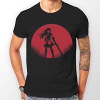 Fairy Tail Erza Scarlet Natsu Dragneel Anime Unisex Tshirt T-Shirt Tee ALL SIZES